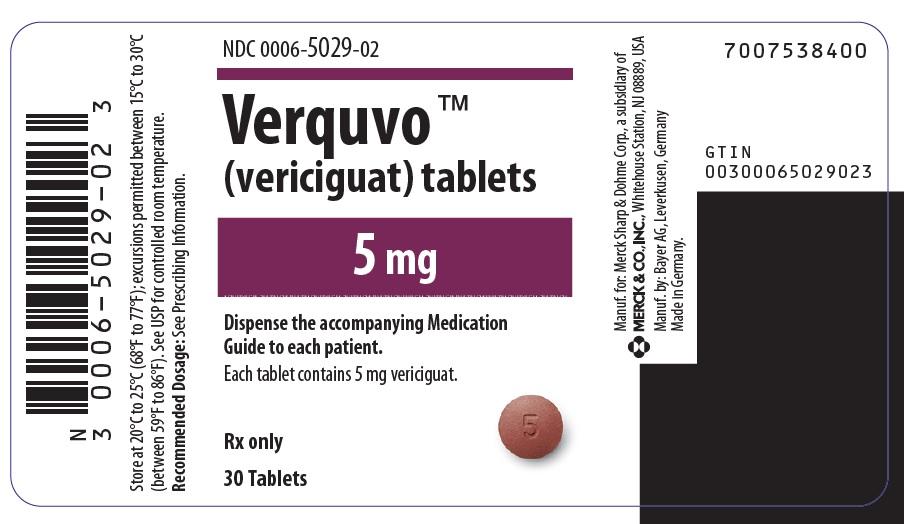 PRINCIPAL DISPLAY PANEL - 5 mg Bottle Label