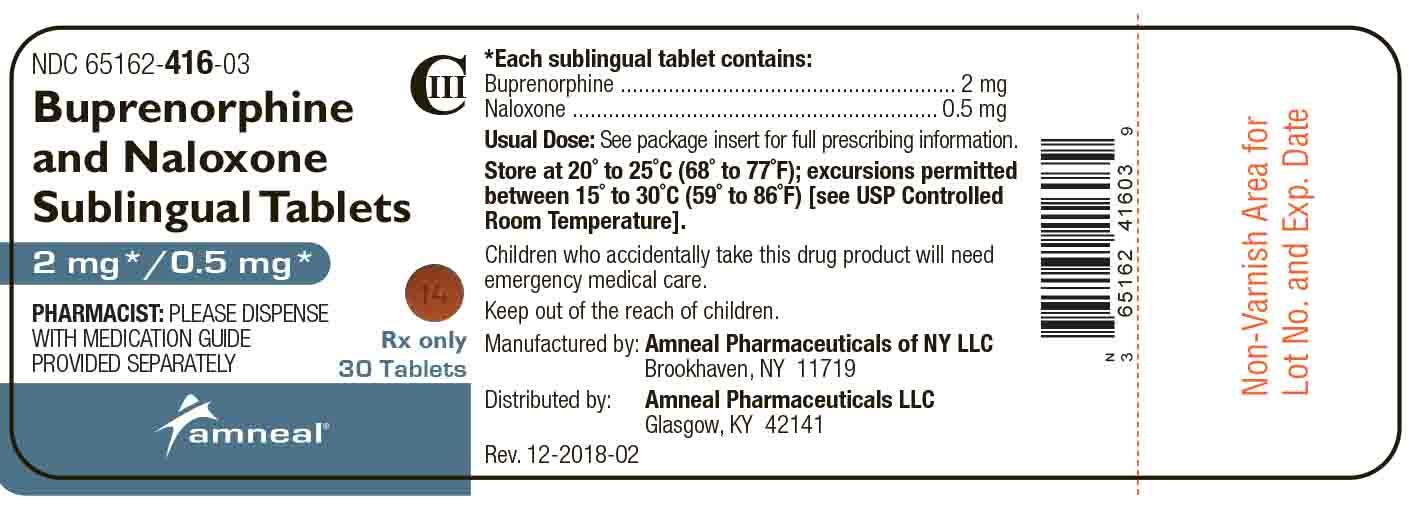 2 mg/0.5 mg Label