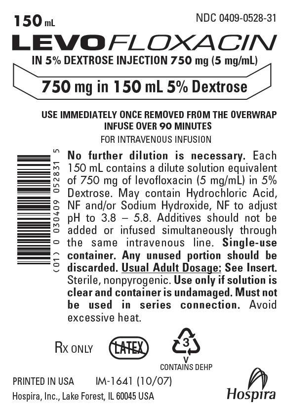 PRINCIPAL DISPLAY PANEL - 150 mL Bag Label