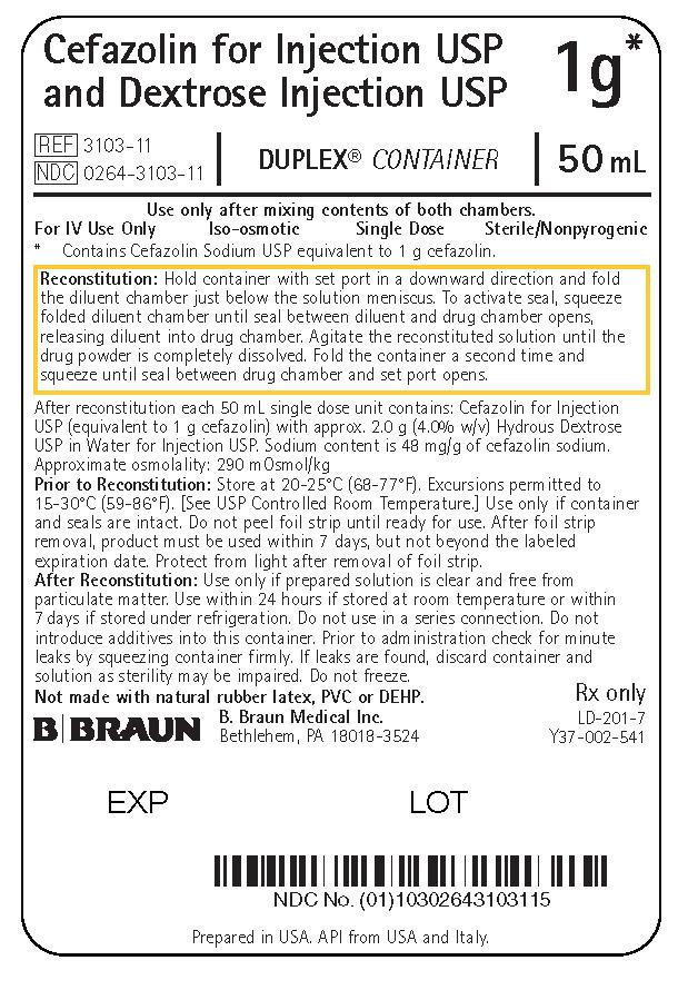 3103-11 Container Label