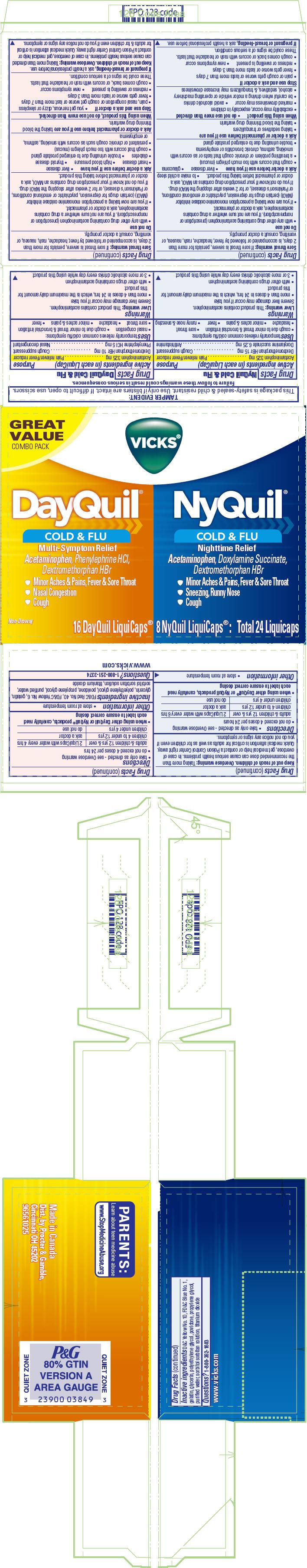 Principal Display Panel - 24 Capsule Kit Carton