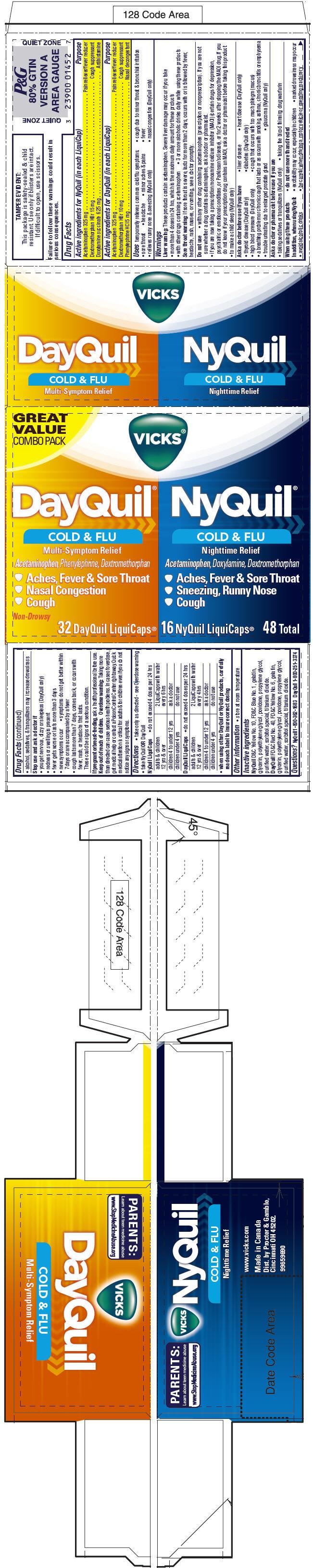 Principal Display Panel - 48 Capsule Kit Carton