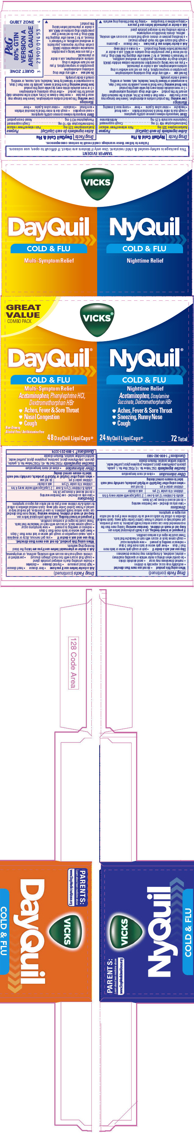 Principal Display Panel - 72 Capsule Kit Carton