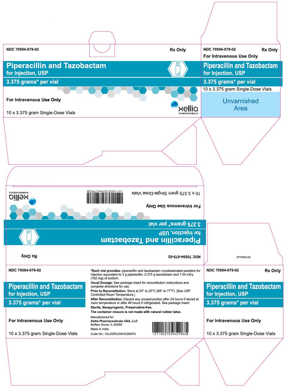 PRINCIPAL DISPLAY PANEL - 3.375 Gram Vial Carton