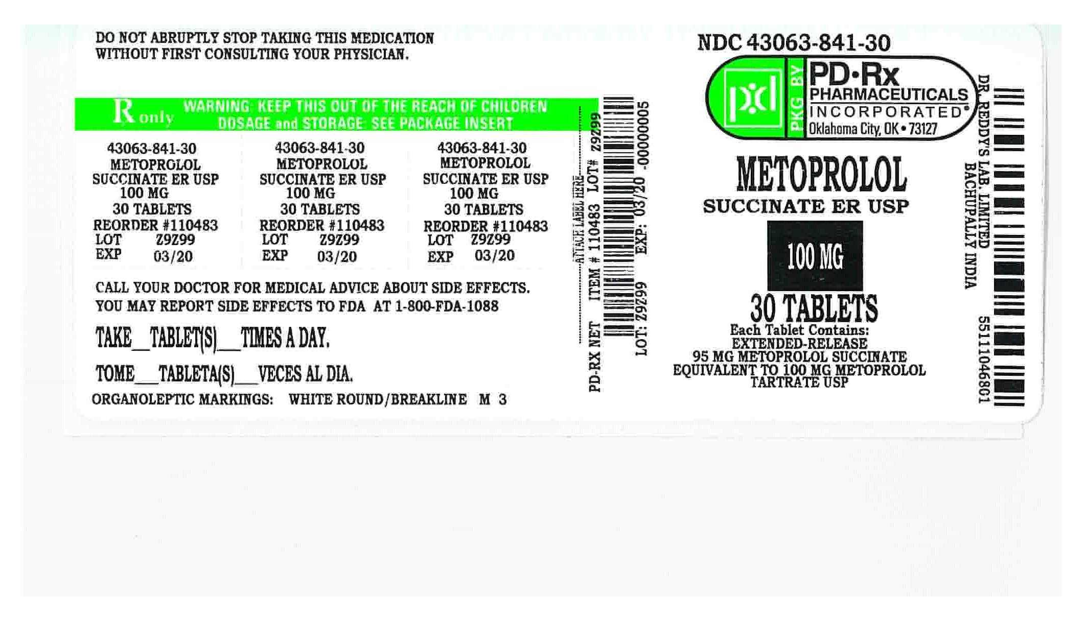 43063841 Label