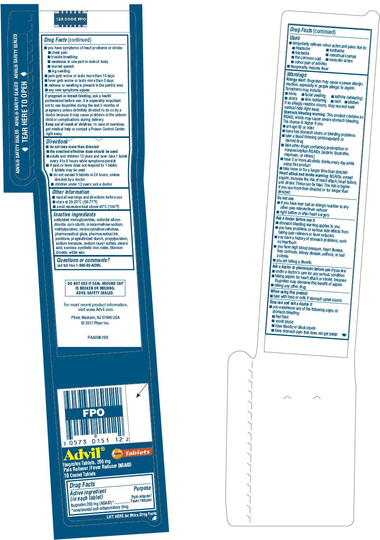 PRINCIPAL DISPLAY PANEL - 10 Tablet Vial Label