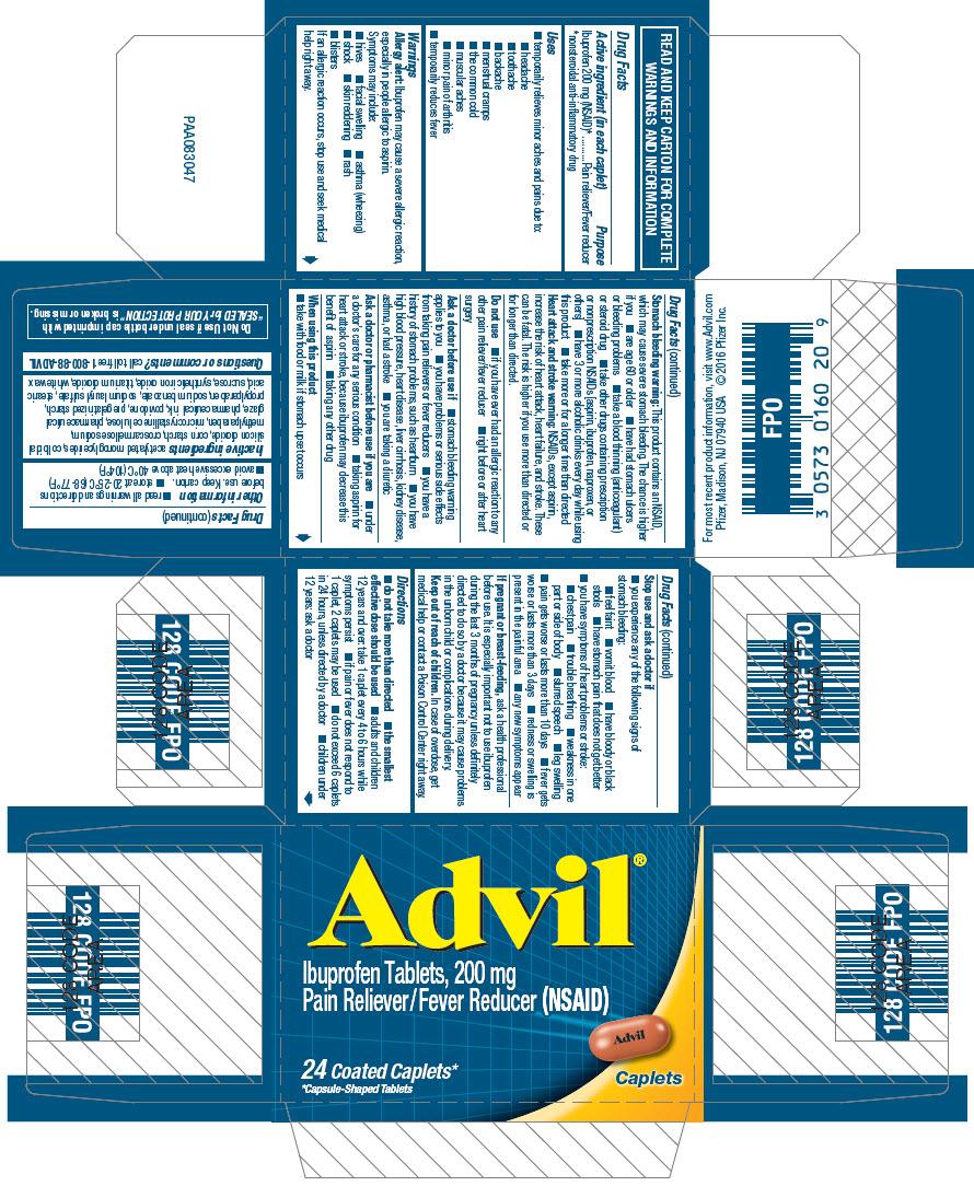 Principal Display Panel - 24 Caplet Bottle Carton - NDC: <a href=/NDC/0573-0160-20>0573-0160-20</a>