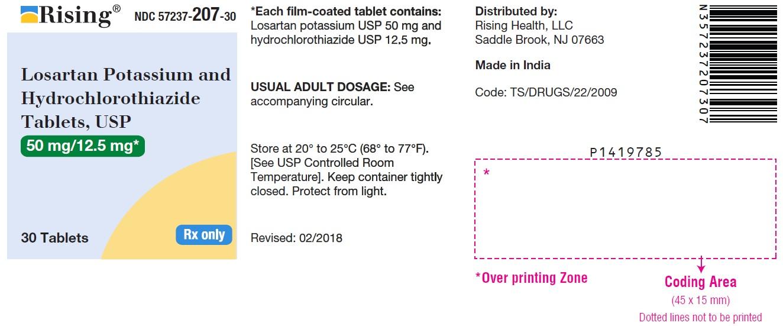 PACKAGE LABEL-PRINCIPAL DISPLAY PANEL - 50 mg/12.5 mg (30 Tablets Bottle)