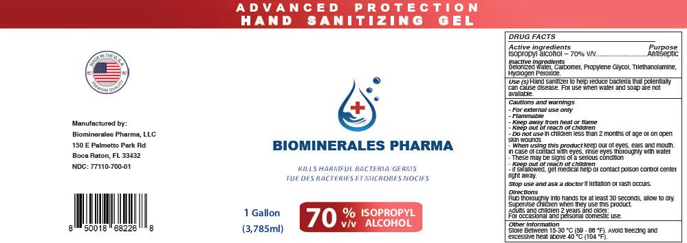 PRINCIPAL DISPLAY PANEL - 3,785 ml Container Label