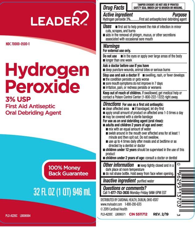 Hydrogen Peroxide 3%