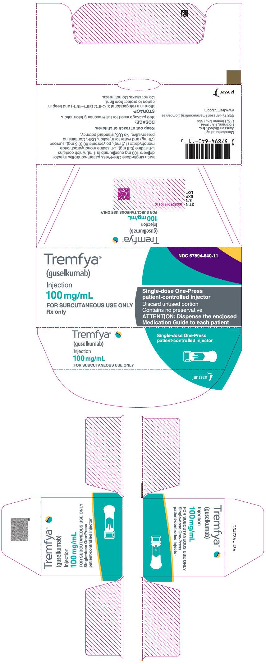 PRINCIPAL DISPLAY PANEL - 100 mg/mL Syringe Carton