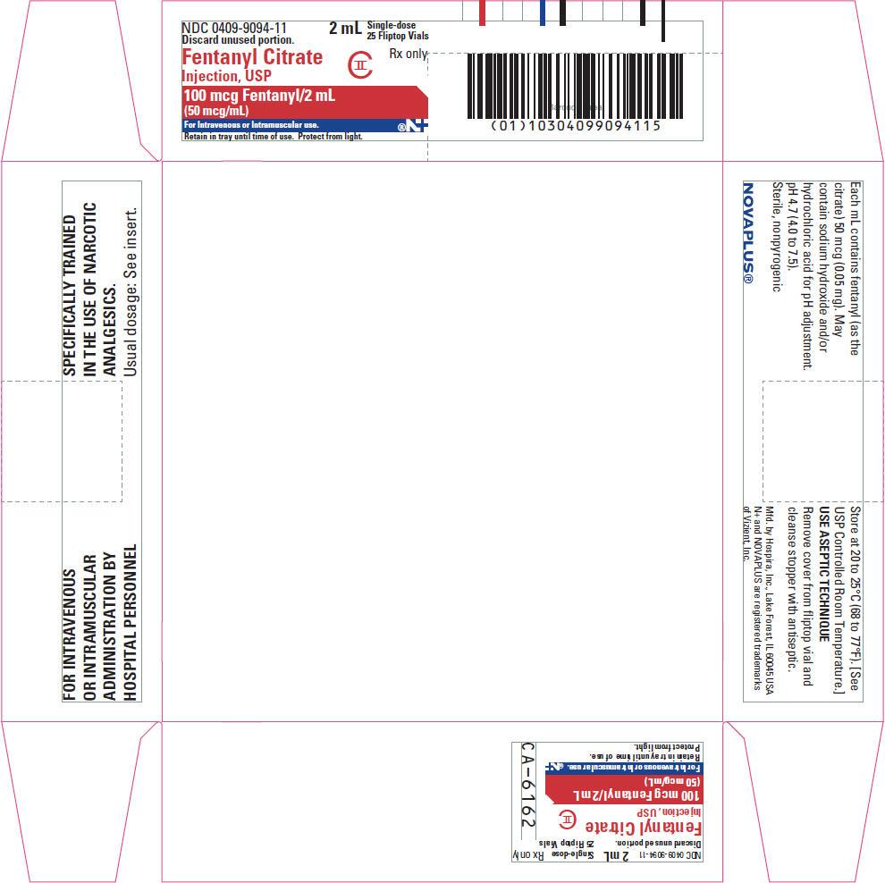 PRINCIPAL DISPLAY PANEL - 2 mL Fliptop Vial Tray