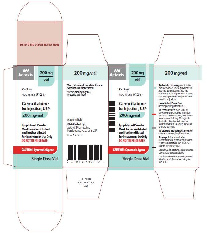 200 mg/vial carton