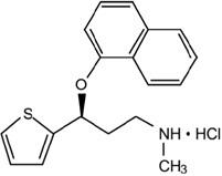 duloxetine-structure