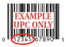UPC Example