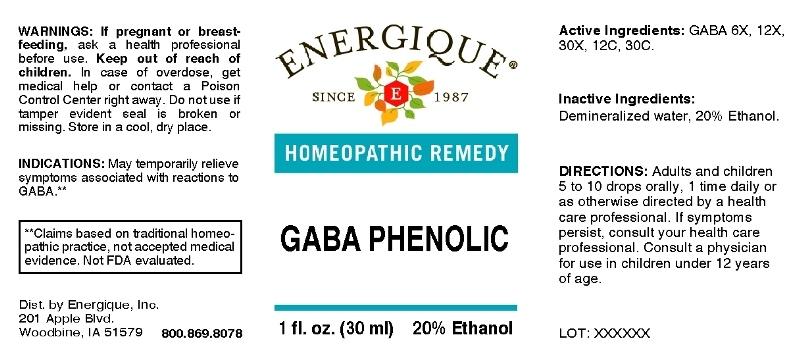 GABA Phenolic