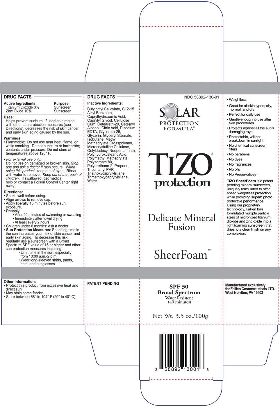 Principal Display Panel – 100g Carton Label