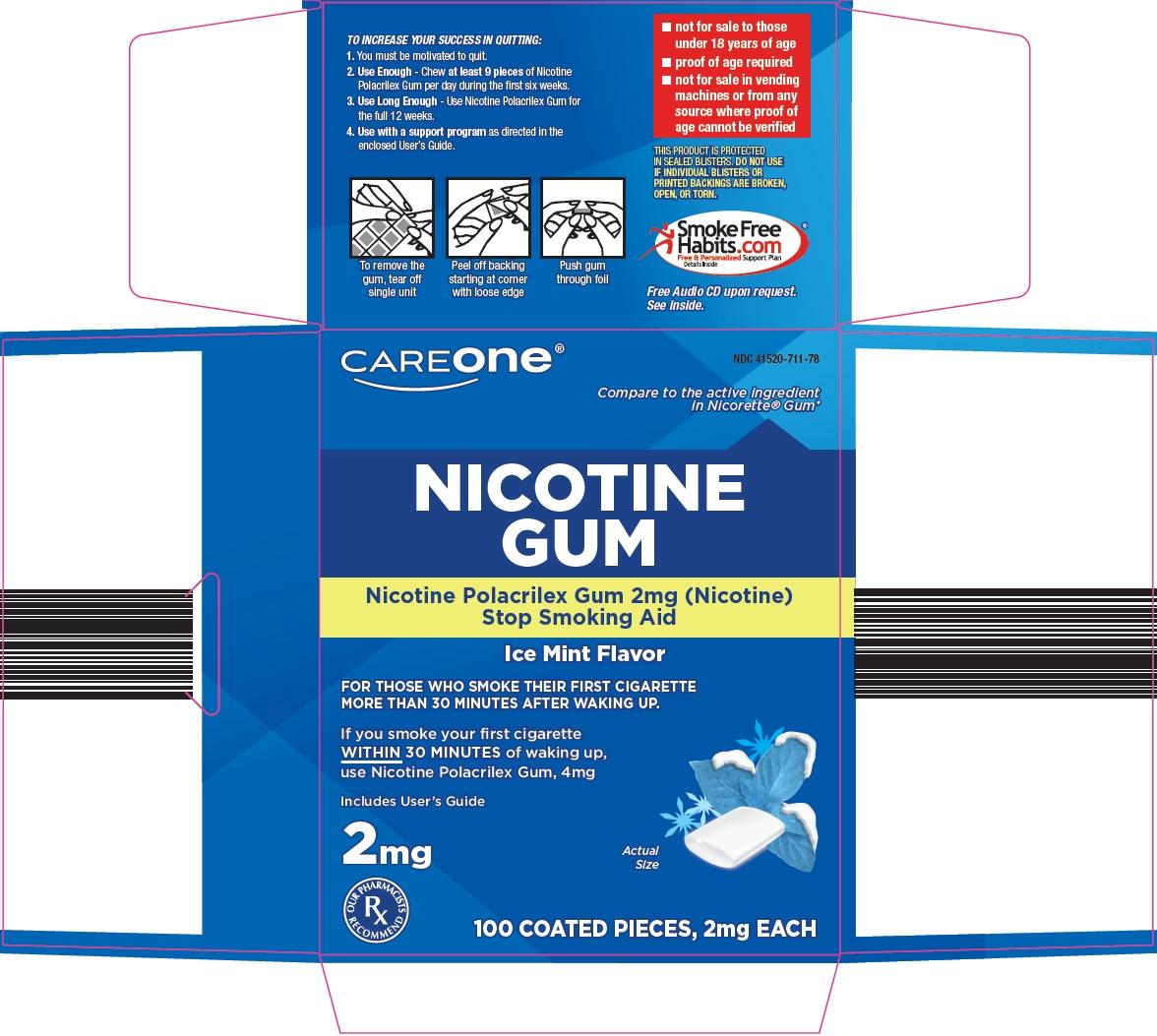 nicotine gum image 1