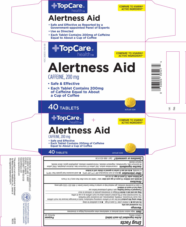 Alertness Aid