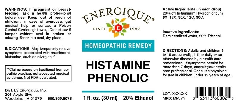 Histamine Phenolic