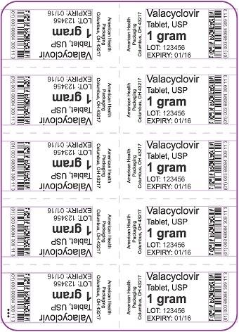 1 g Valacyclovir Tablet Blister