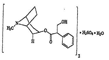 ChemicalStructureAtropine