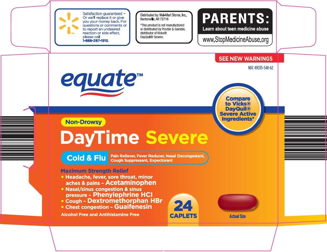 Equate DayTime Severe image 1