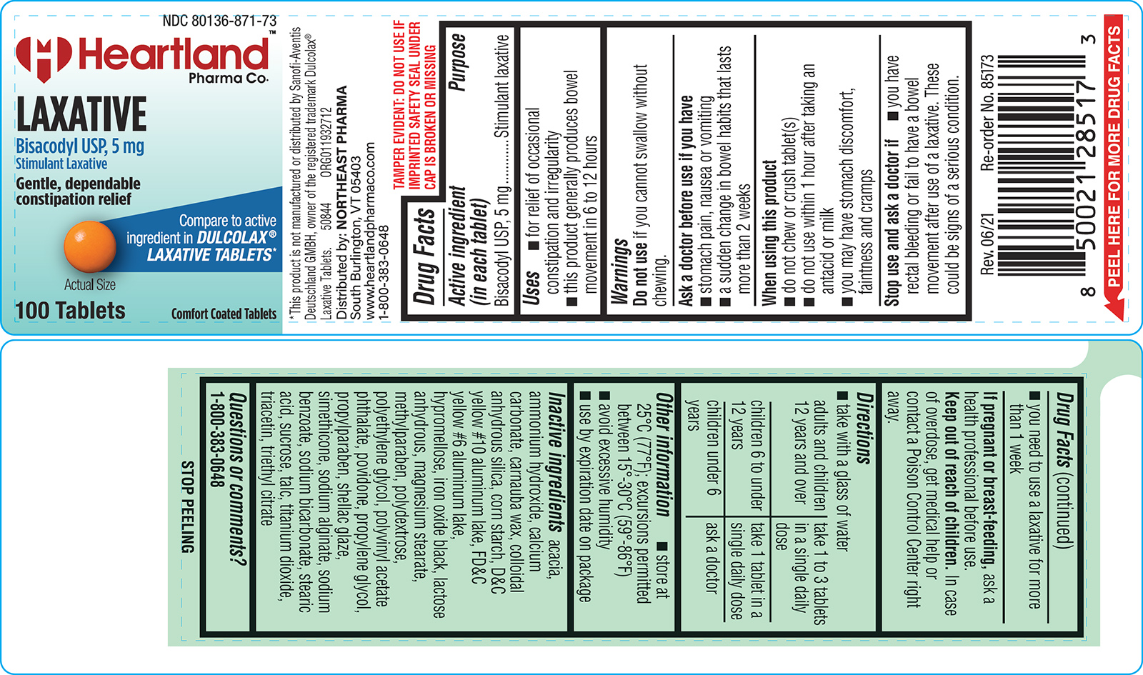 Heartland Pharma 44-327