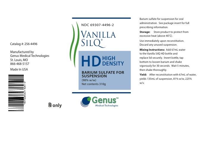 Vanilla SilQ HD