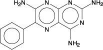 Triamterene Chemical Fromula
