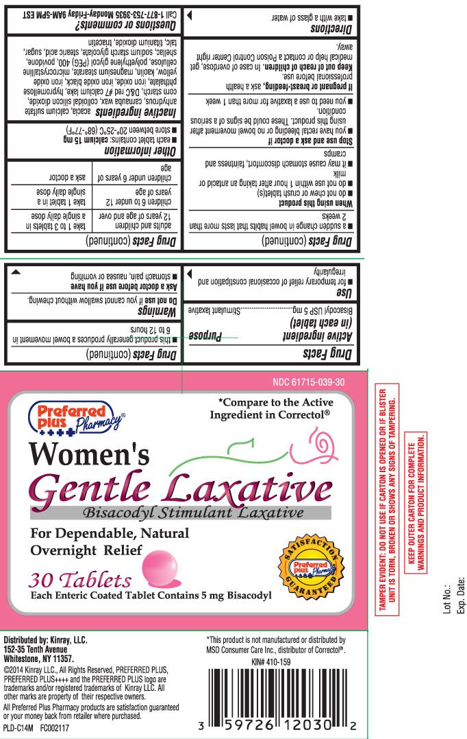 Bisacodyl USP 5 mg