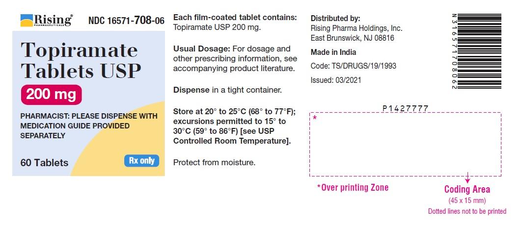 PACKAGE LABEL-PRINCIPAL DISPLAY PANEL - 200 mg (60 Tablets Bottle)