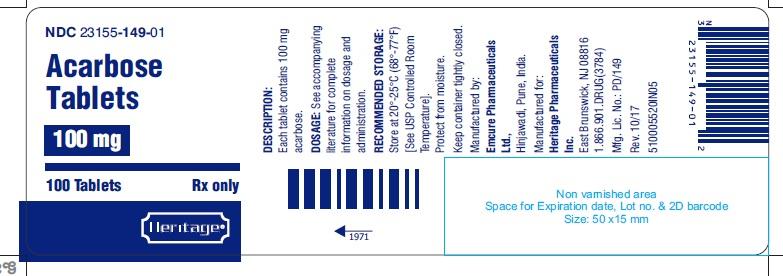 100 mg label