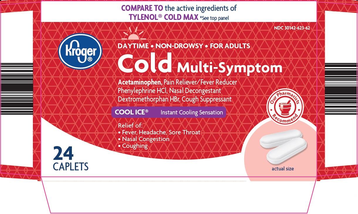 Kroger Cold Multi-Symptom