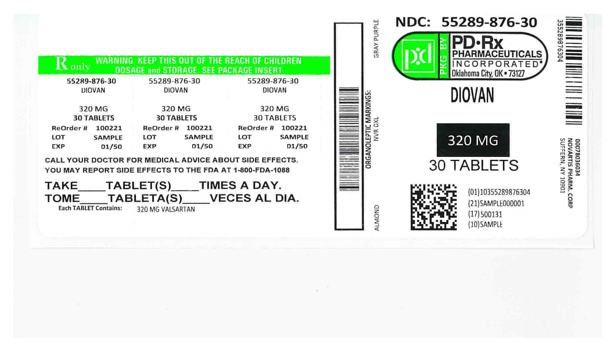 55289876 Label