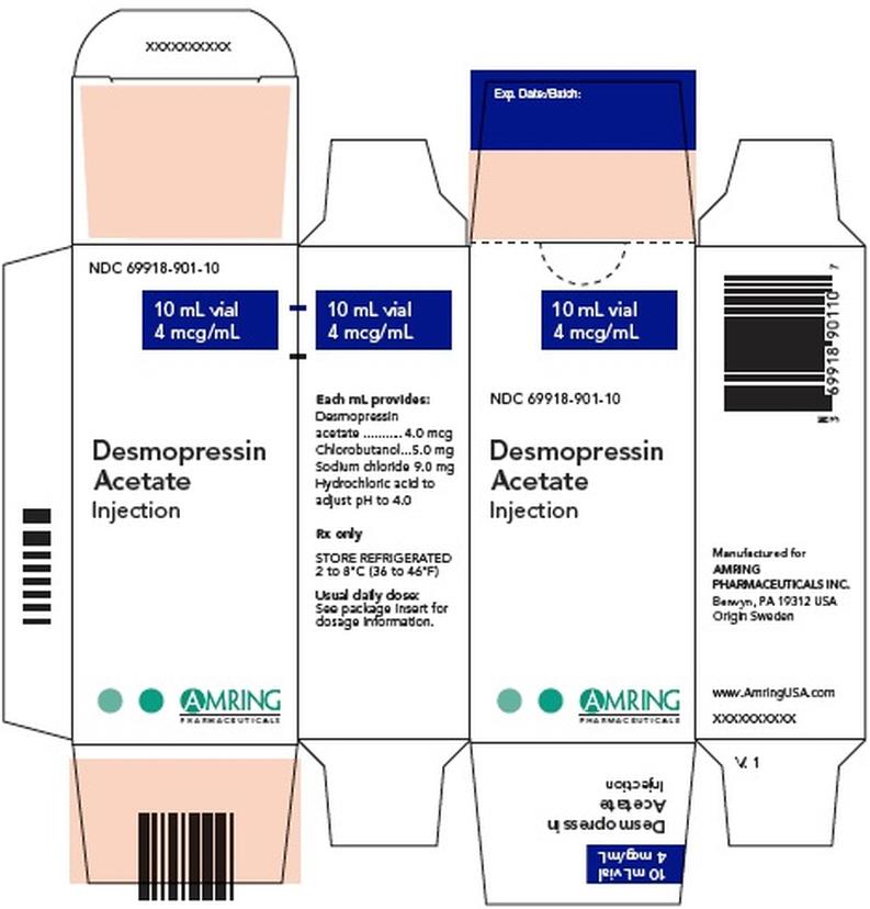 PRINCIPAL DISPLAY PANEL - 10 mL Vial Carton
