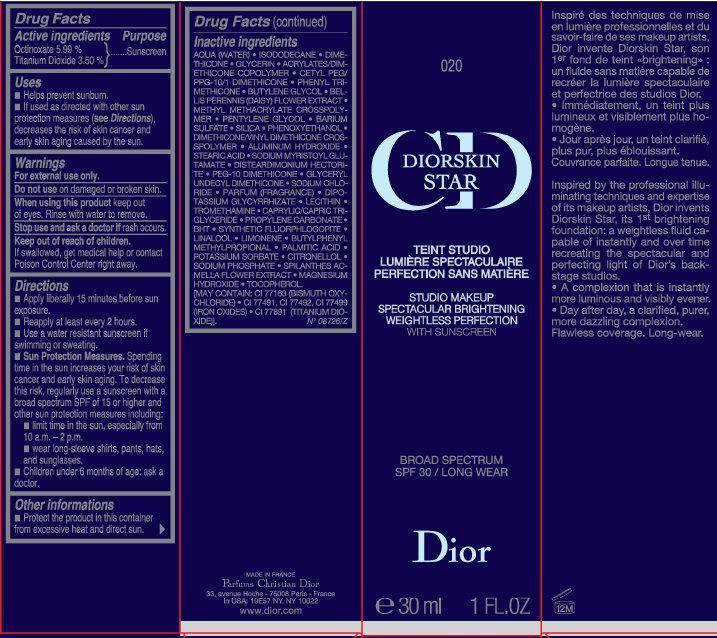 Dior Skin Star 020