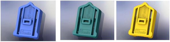 Figure A - Image of Cartridges