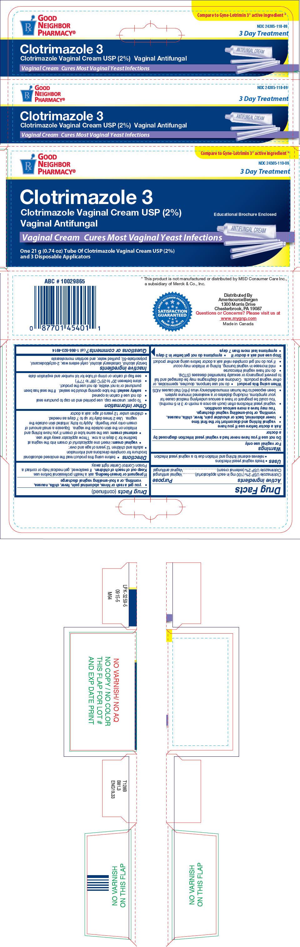 PRINCIPAL DISPLAY PANEL - 21 g Tube Carton
