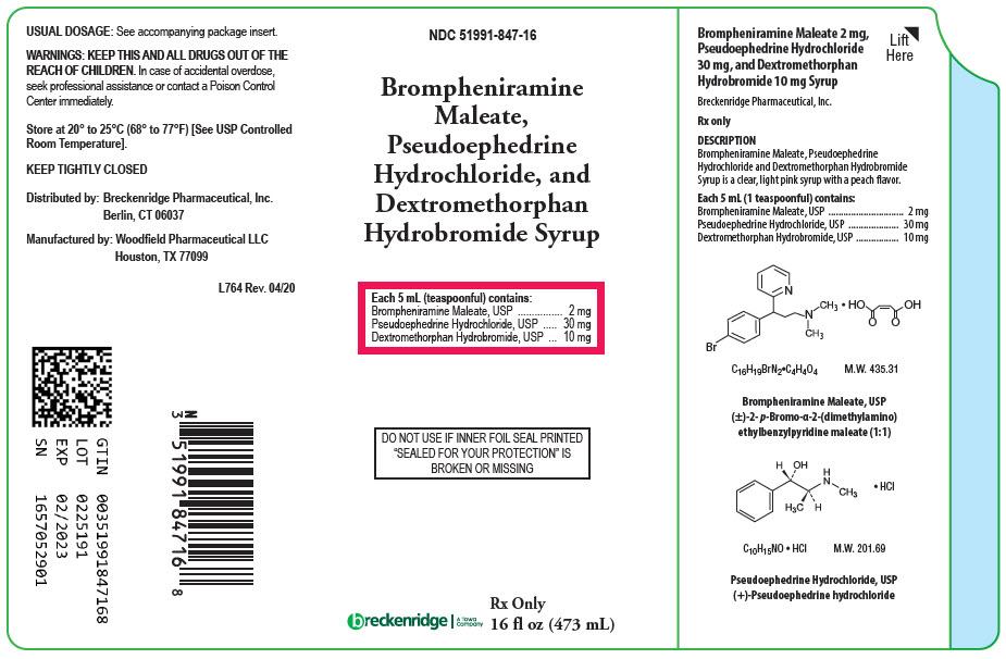 PRINCIPAL DISPLAY PANEL - 473 mL Bottle Label