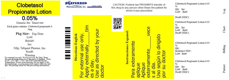 Clobetasol Propinate Lotion 0.05%