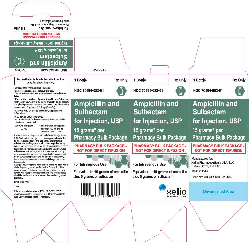 Chemical Structure - 15 gram Vial Carton