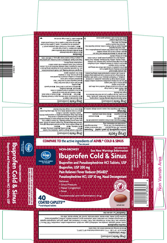 PRINCIPAL DISPLAY PANEL - 40 Tablet Blister Pack Carton