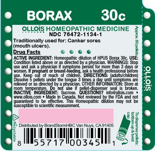 Borax 30c