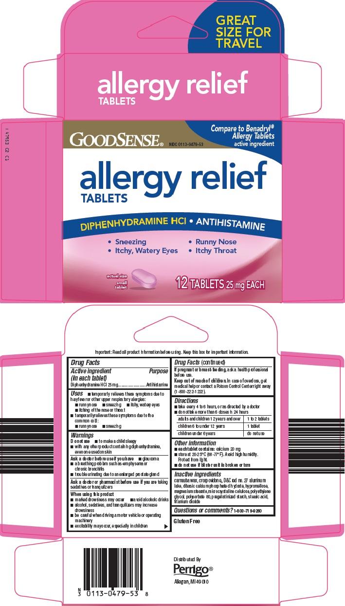 GoodSense Allergy Relief image