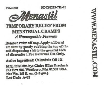 Menastil Label