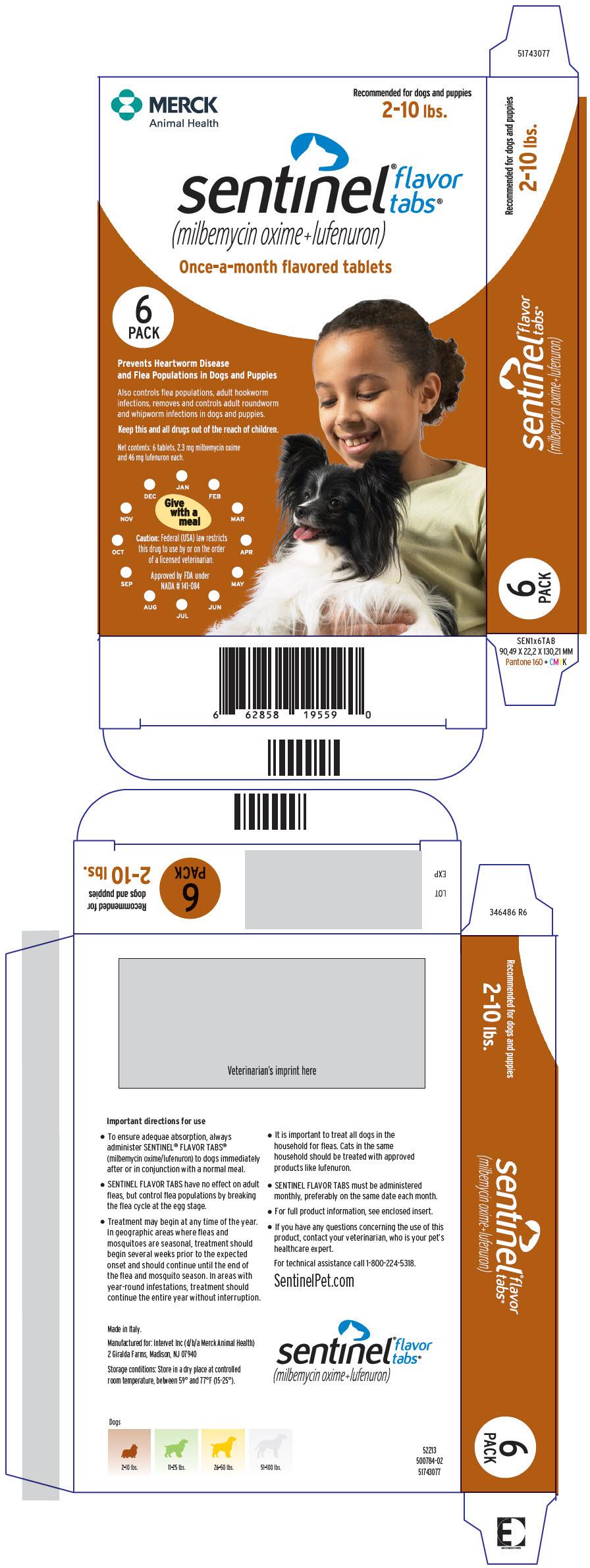 PRINCIPAL DISPLAY PANEL - 2.3 mg/46 mg Blister Pack Carton