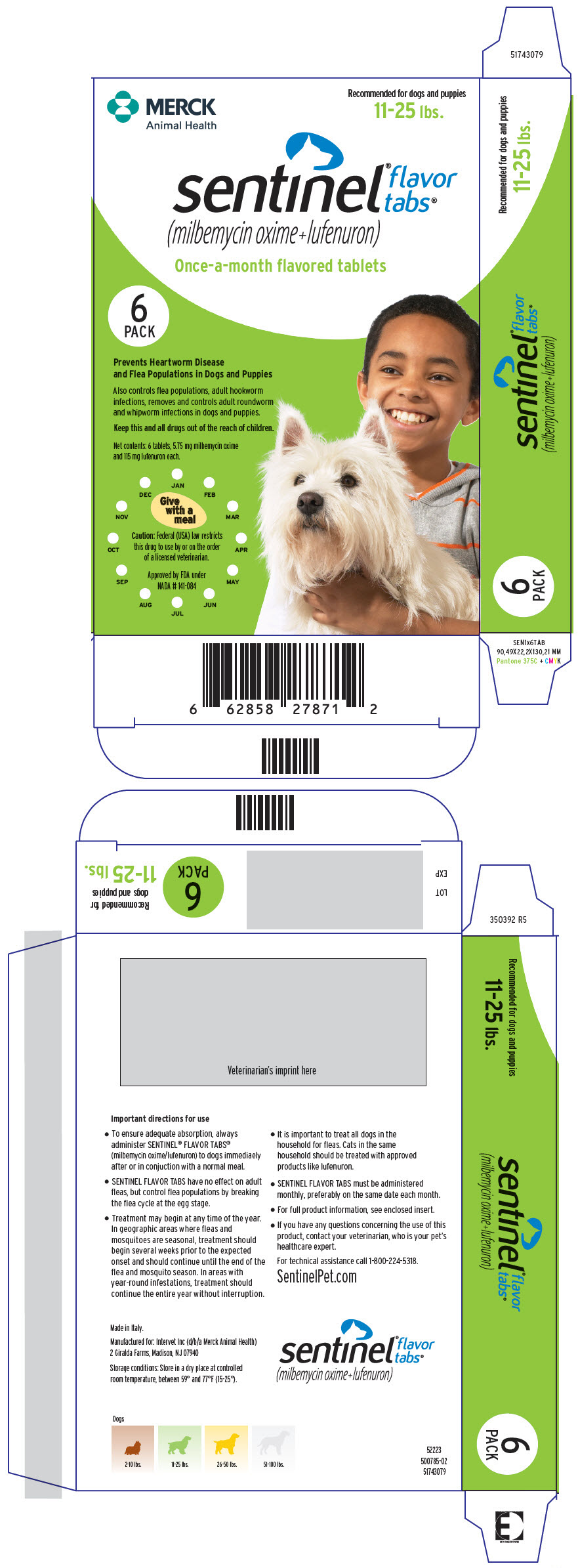 PRINCIPAL DISPLAY PANEL - 5.75 mg/115 mg Blister Pack Carton
