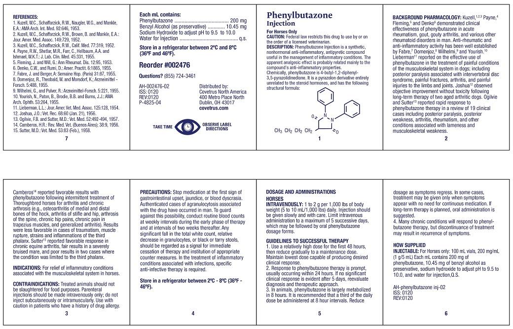 COV-Phenylbutazone Onsert