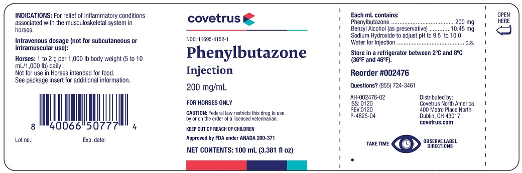 COV-Phenylbutazone Unit